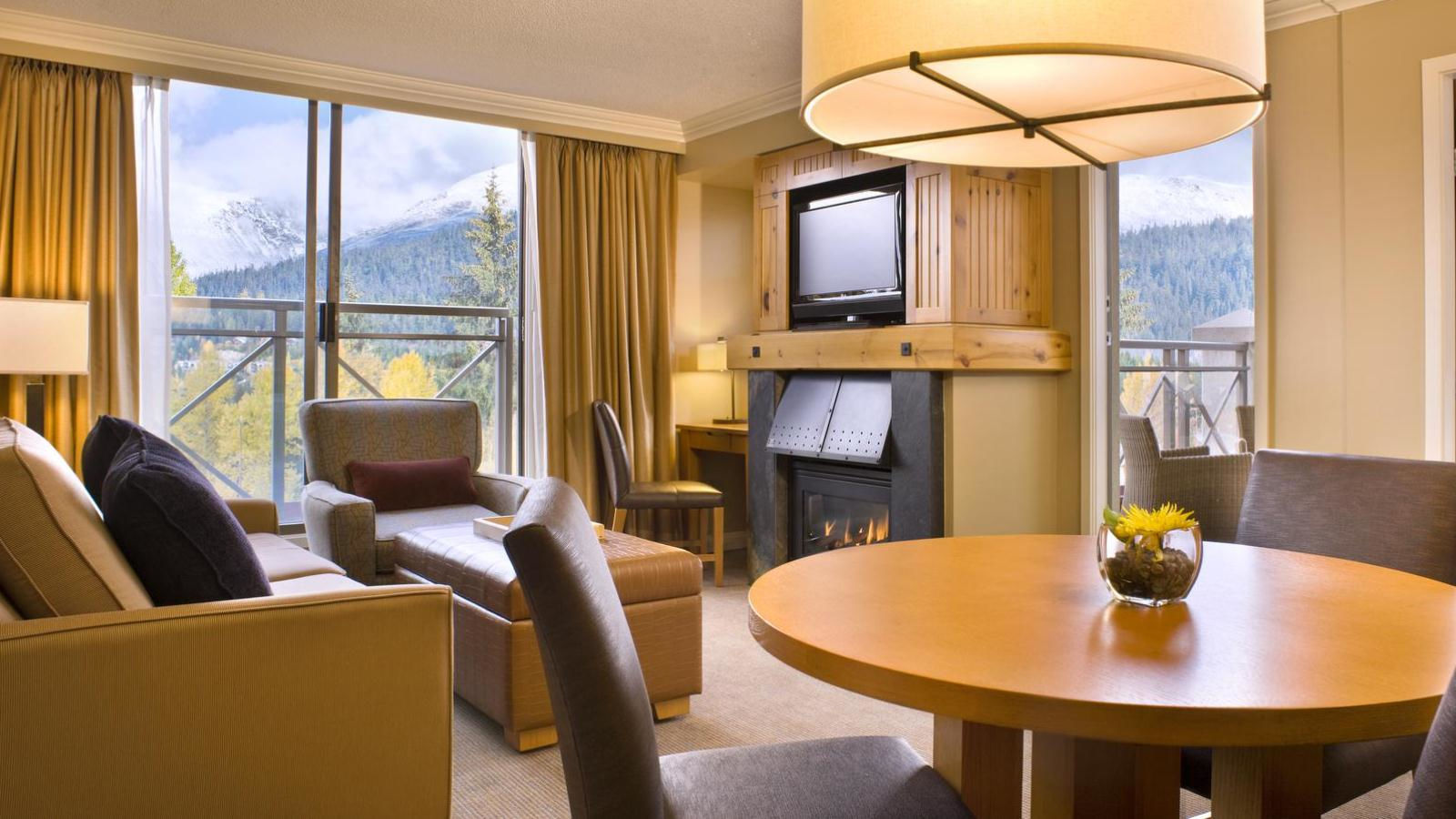 Two Bedroom Suite - The Westin Resort & Spa, Whistler