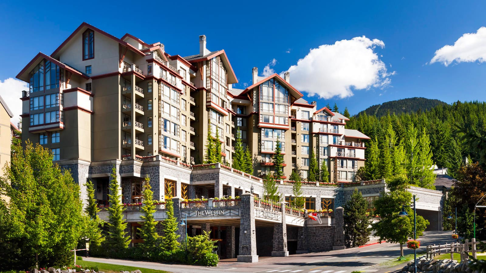 Westin Whistler Dining Offer - Hotel Exterior