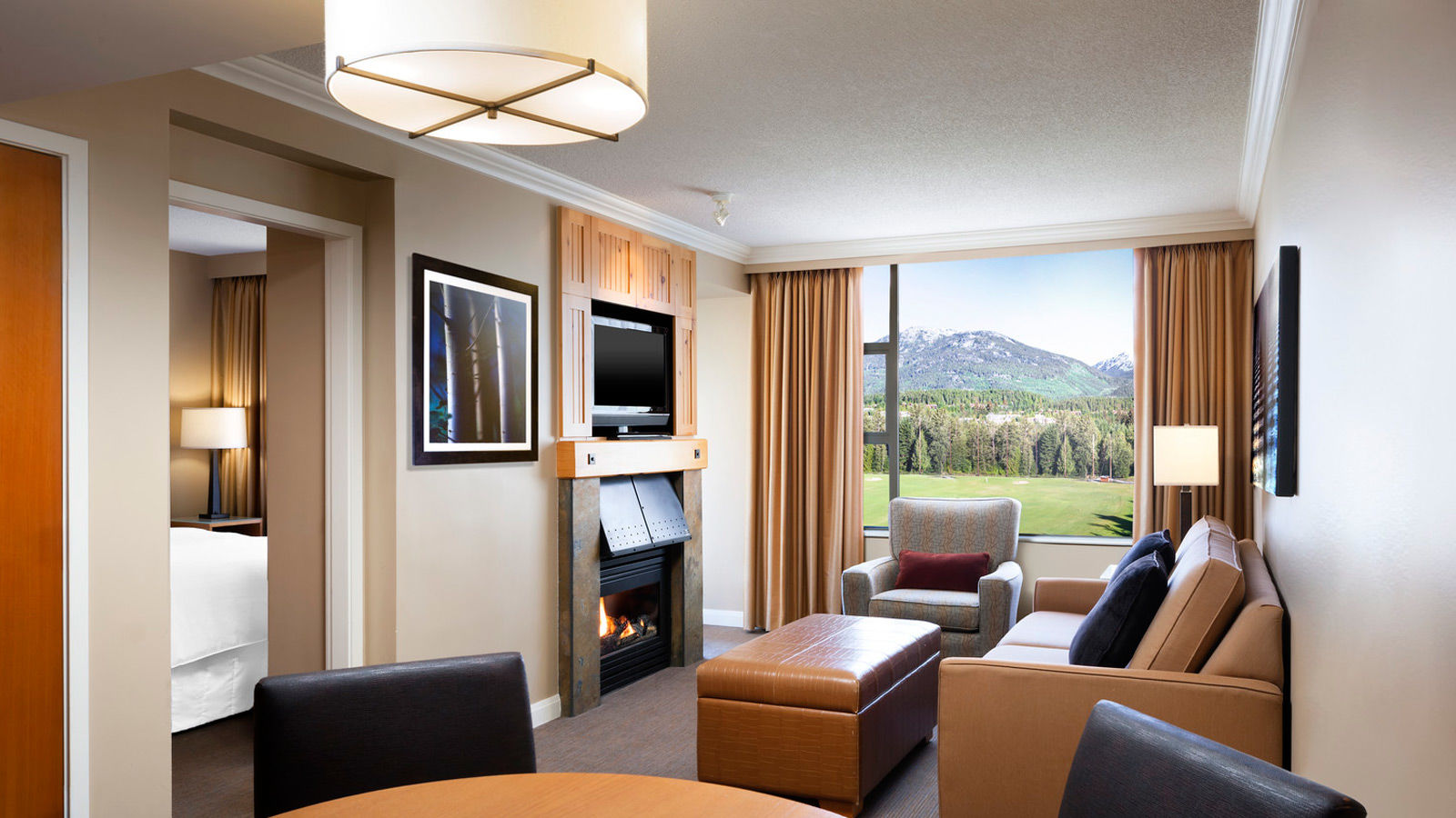 One Bedroom Suite - The Westin Resort & Spa, Whistler