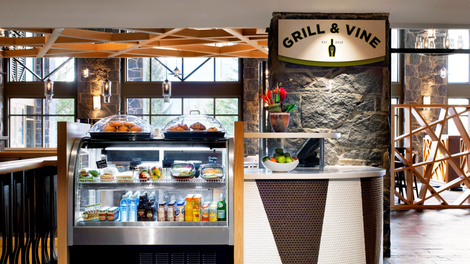 The Westin Resort & Spa, Whistler - Whistler Restaurants - Grill & Vine