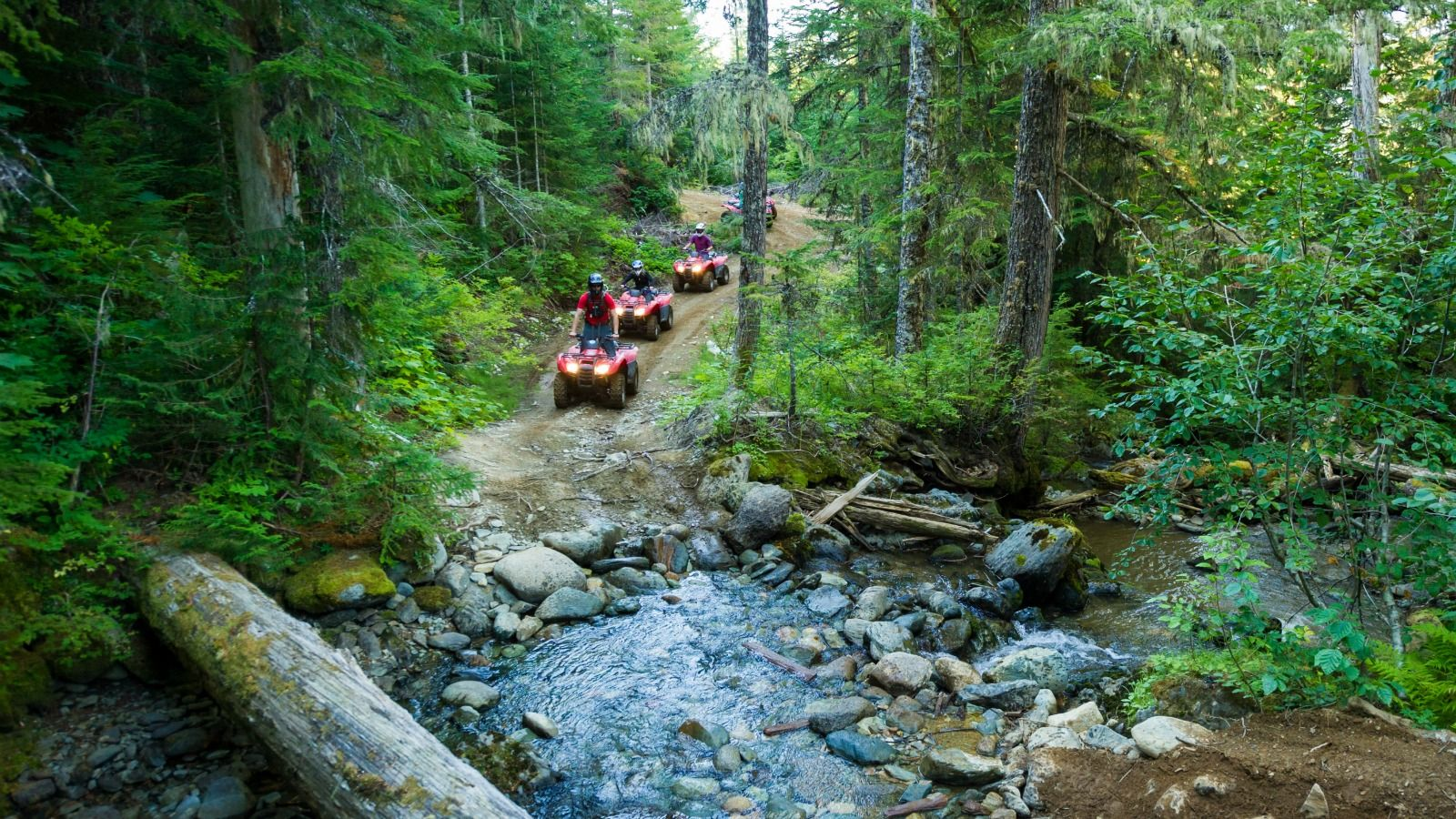Things to Do in Whistler - Summer - RZR