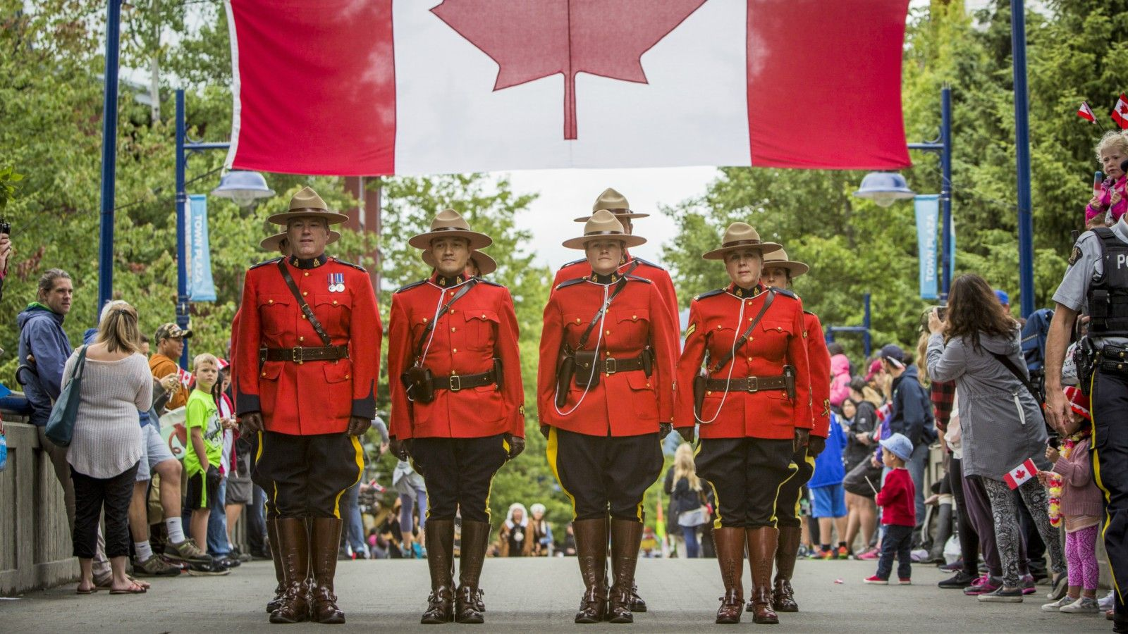 Canada 150 Celebration - The Westin Resort & Spa Whistler