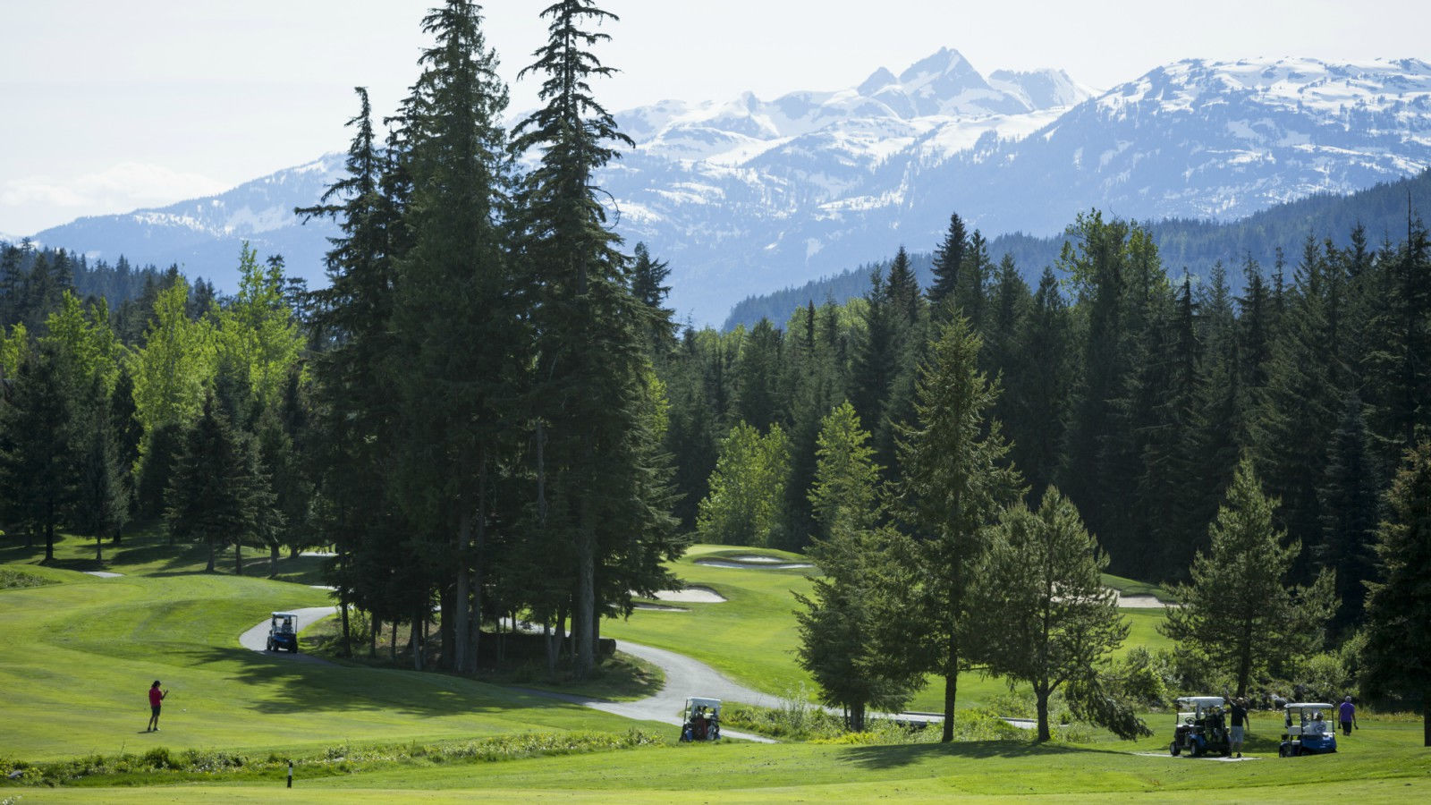 Whistler Golf - Chateau Whistler Golf Club