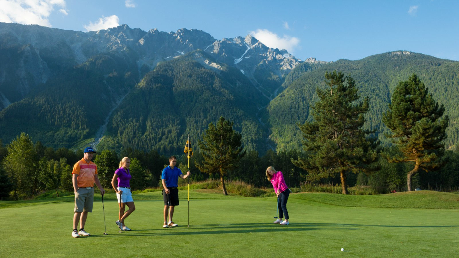 Whistler Golf - Big Sky Golf and Country Club