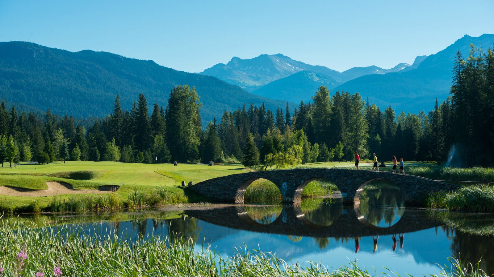 Whistler Golf - Nicklaus North