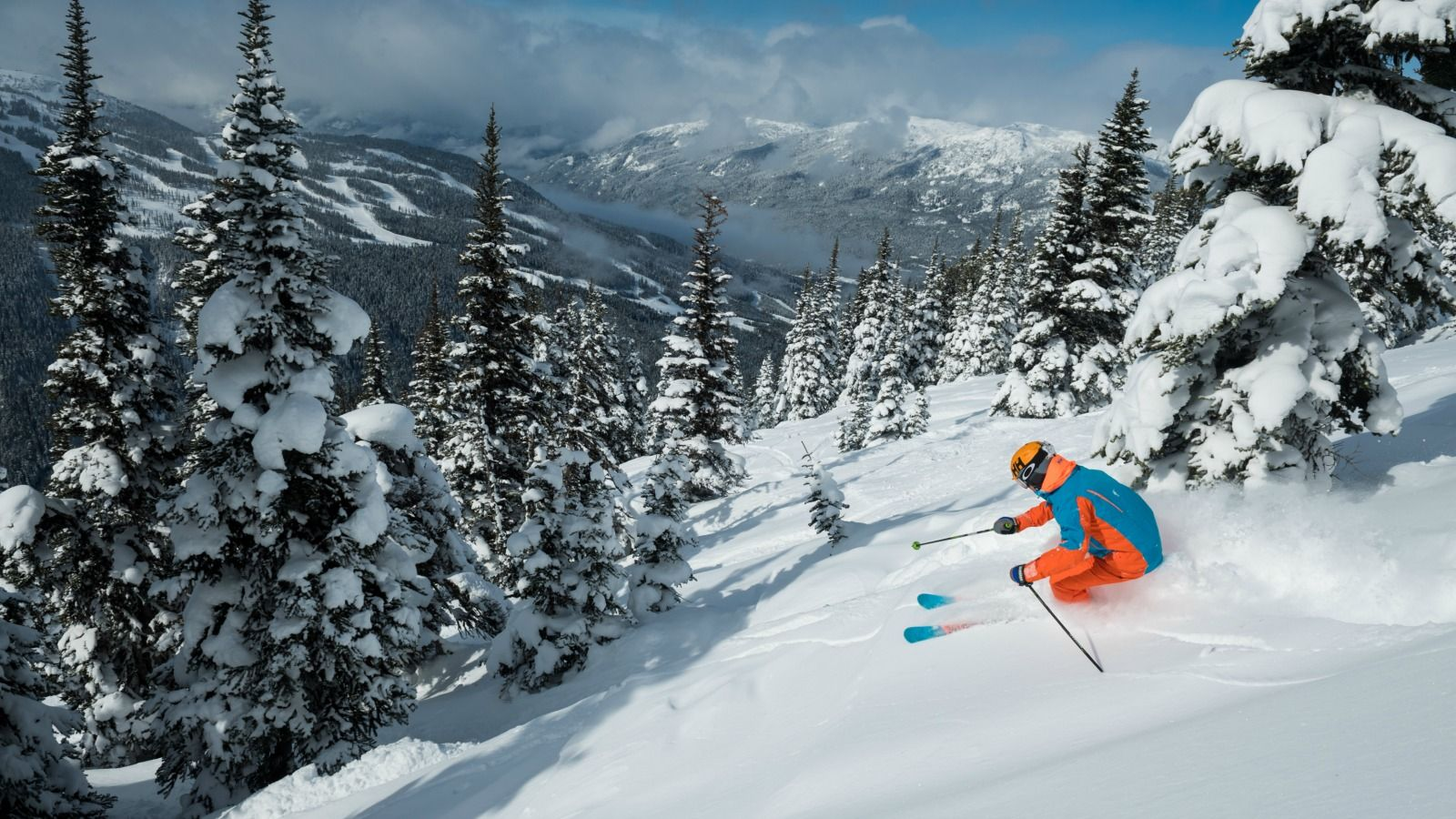 Things to Do in Whistler - Winter - Skiing/Snowboarding