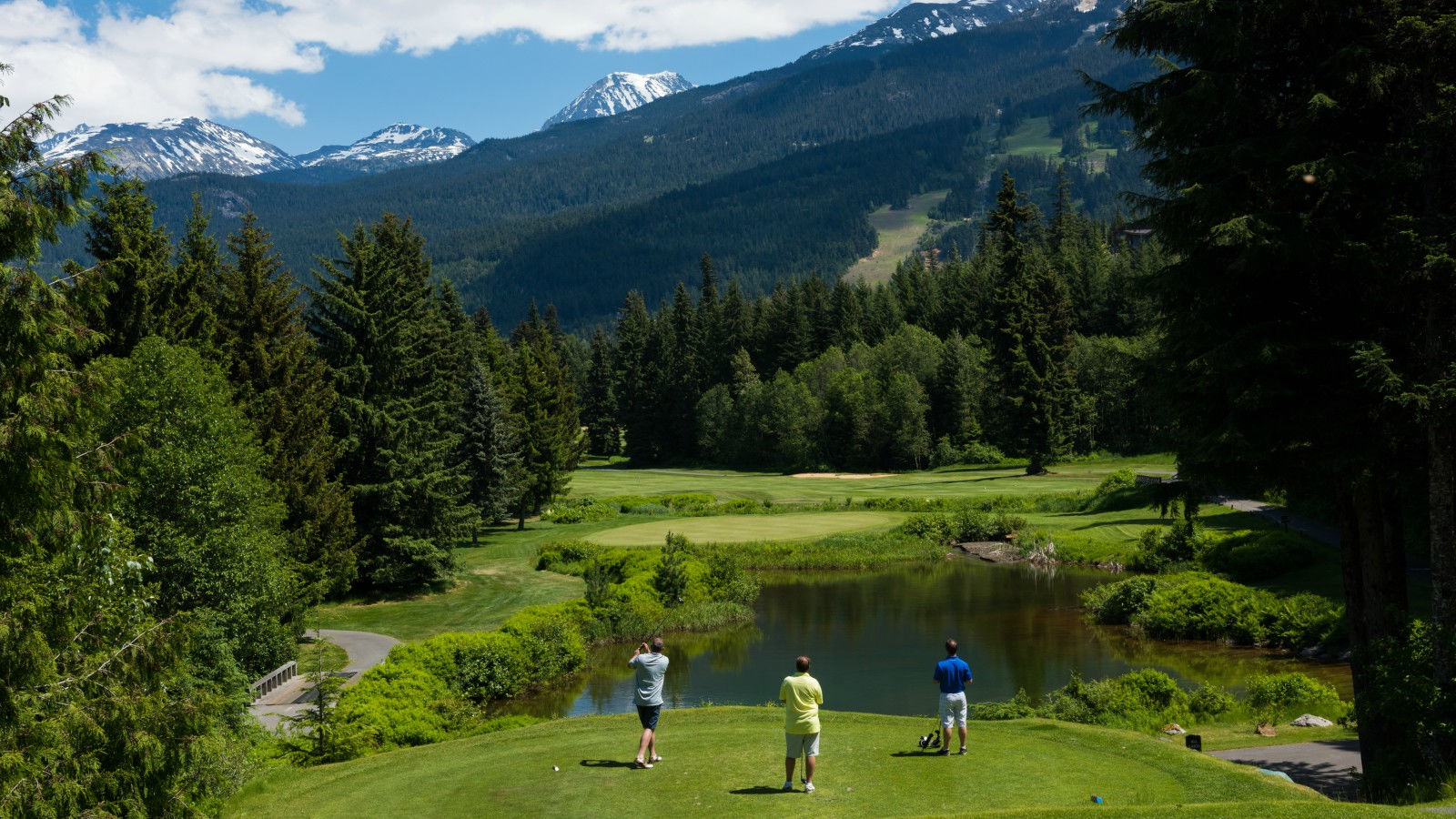Whistler Golf - The Whistler Golf Club