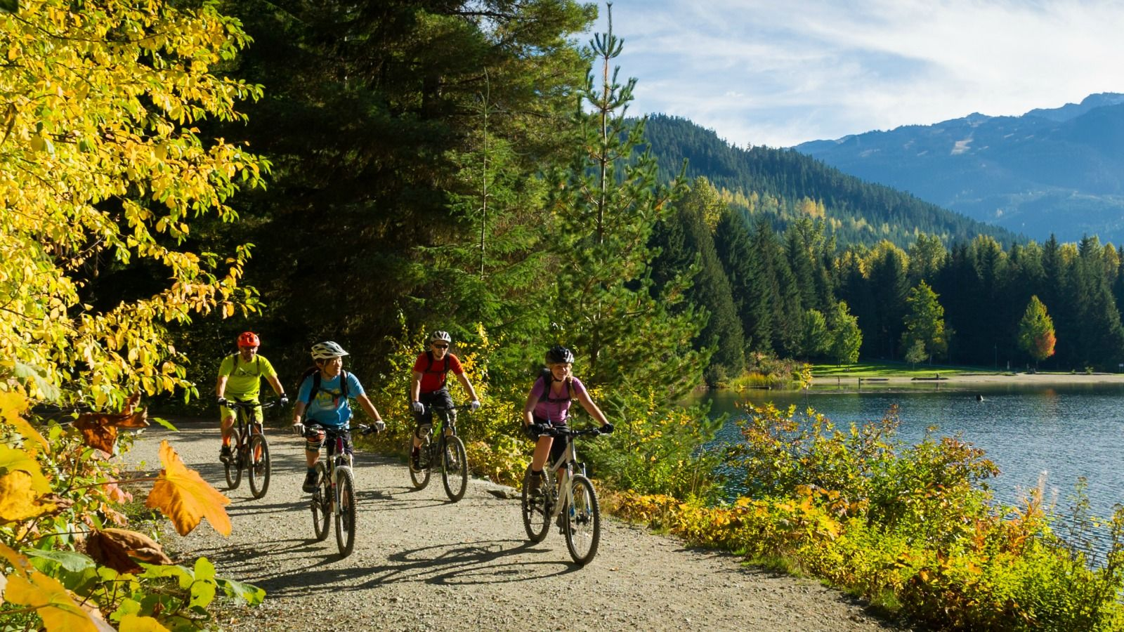 Things to Do in Whistler - Summer - Mountain Biking