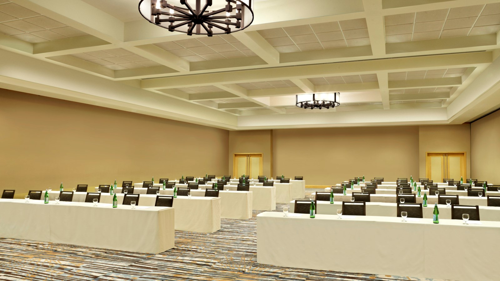 Whistler Meetings - Emerald Ballroom Classroom