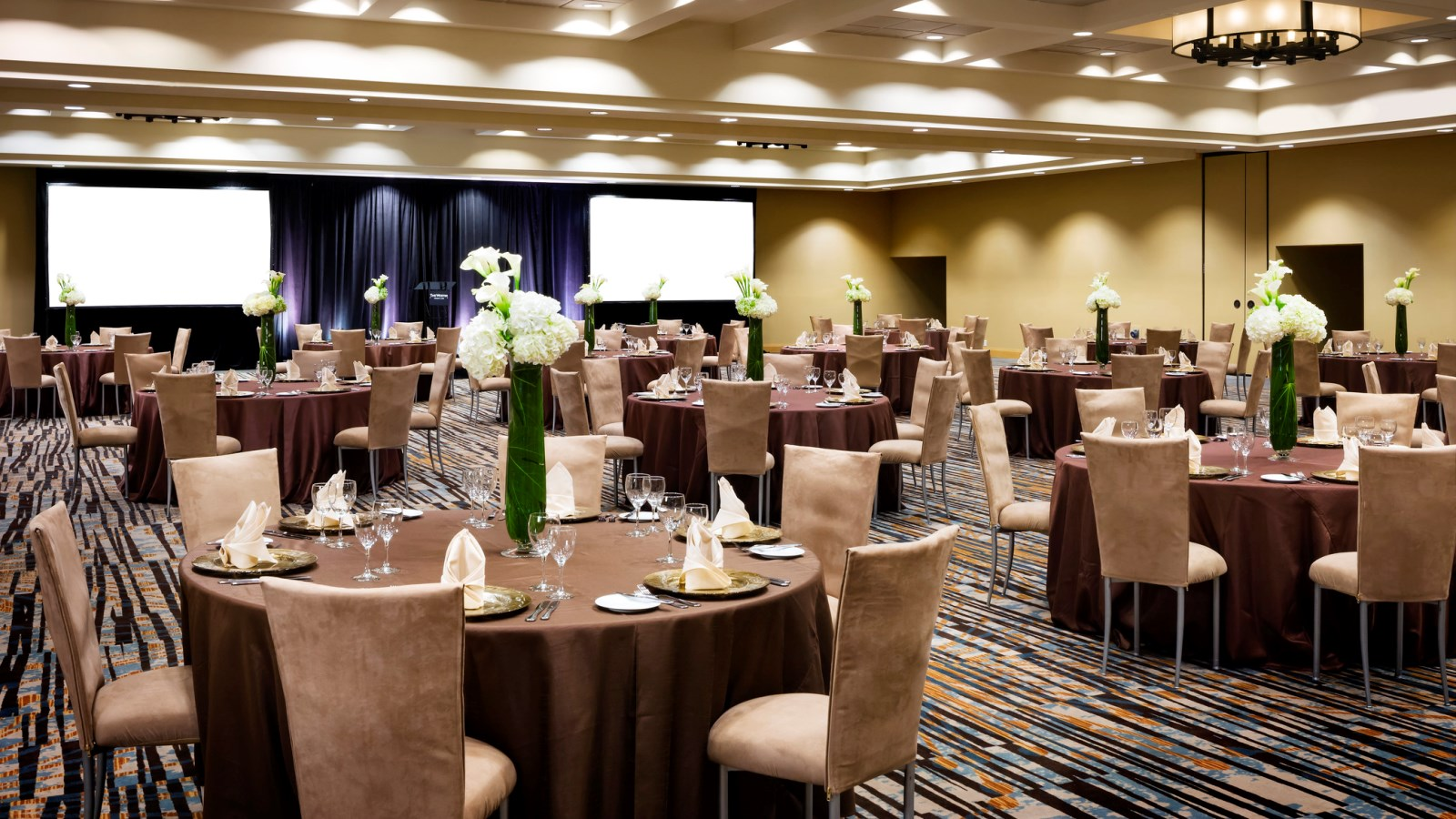Whistler Meetings - Emerald Ballroom Gala