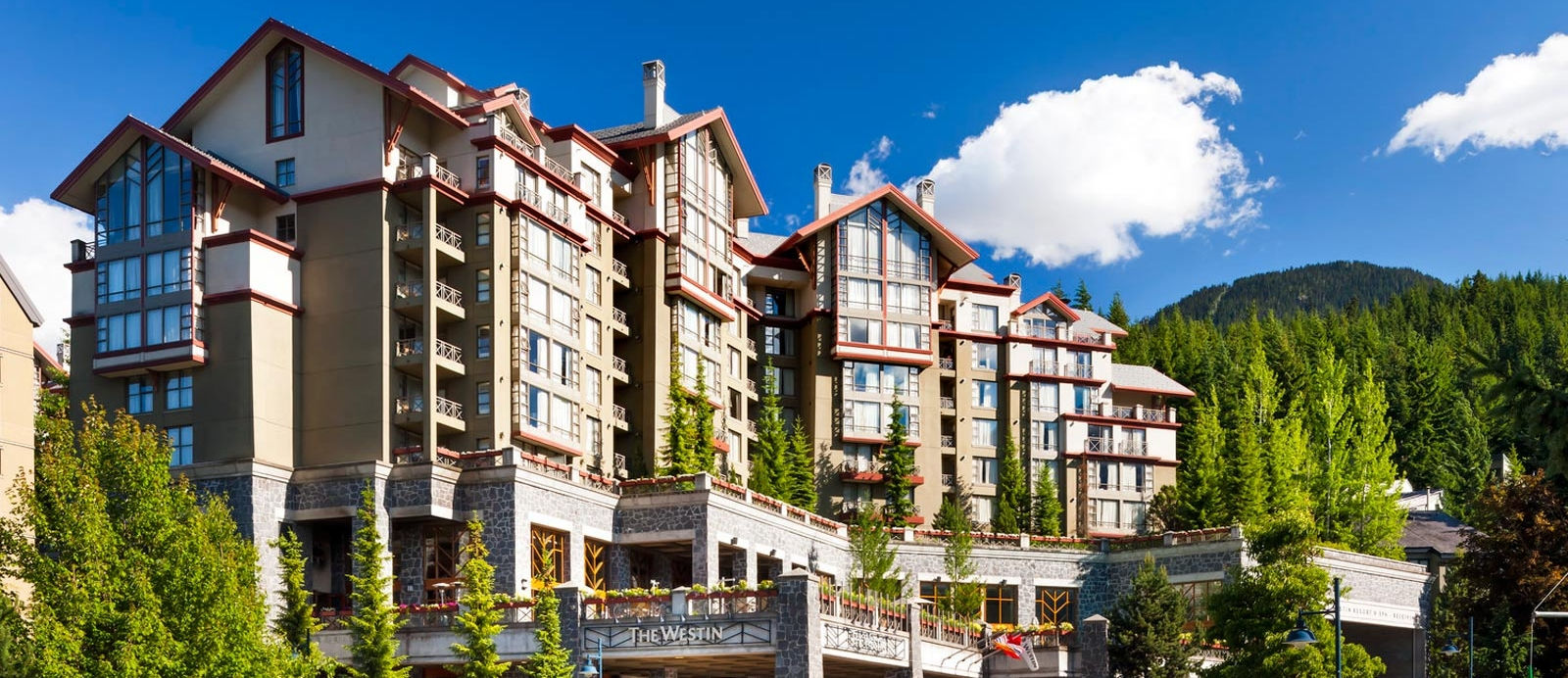 Welcome to The Westin Resort & Spa, Whistler