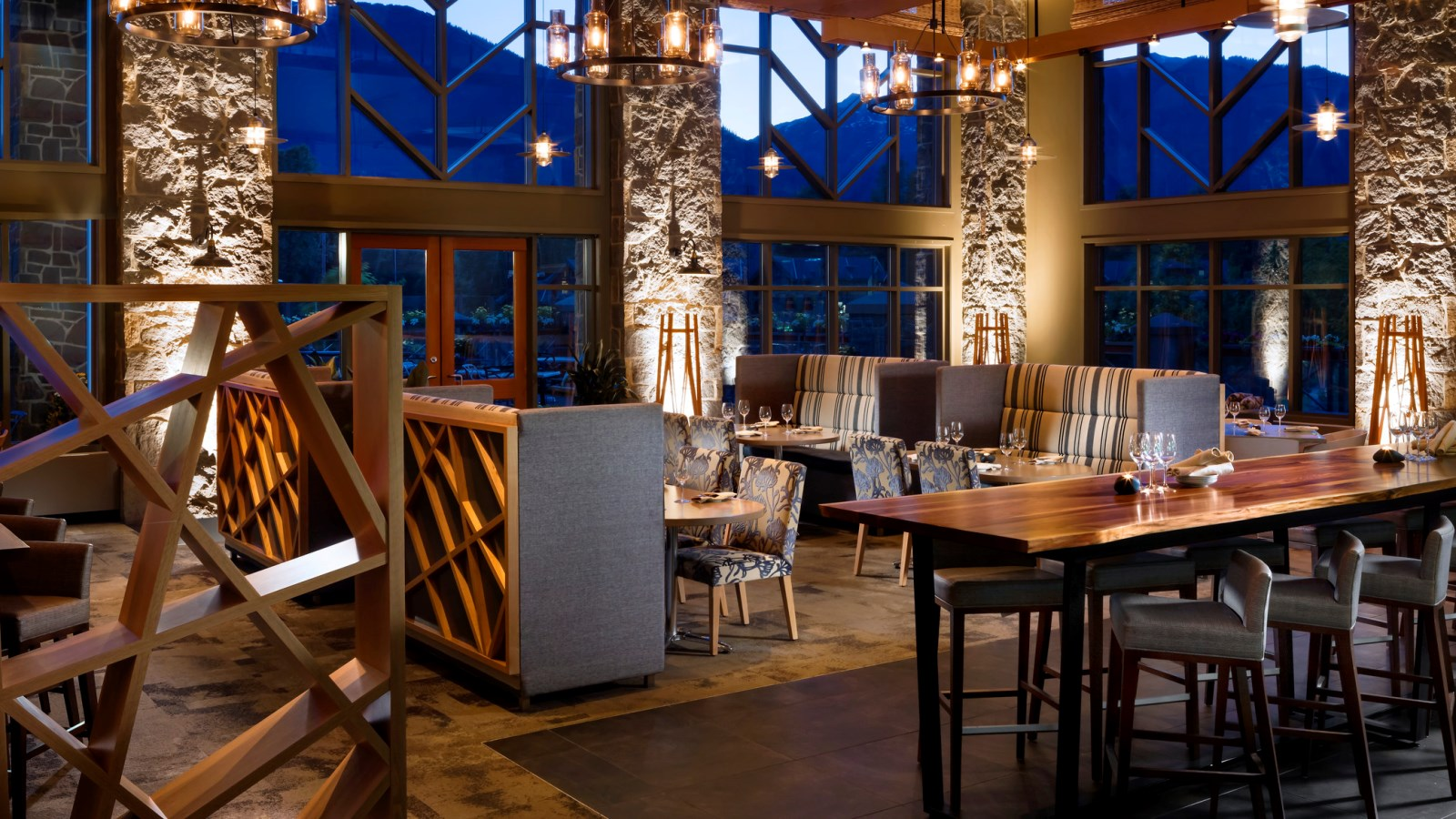 Whistler Meetings - Grill & Vine Restaurant