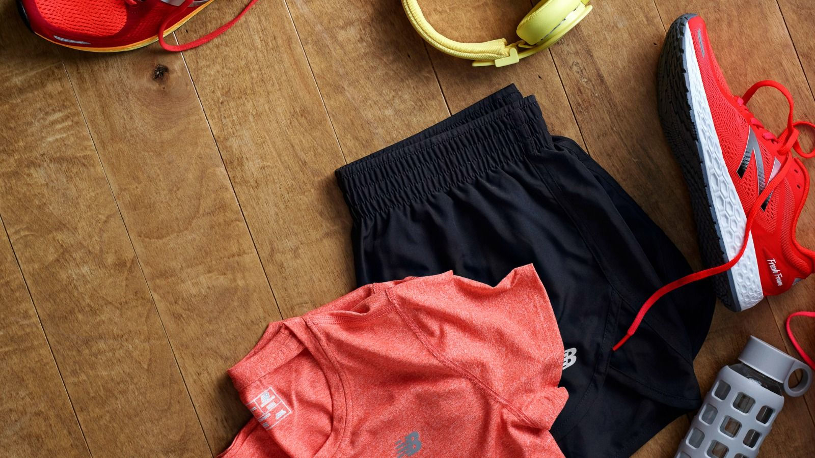 New Balance Gear Lending - Running Gear
