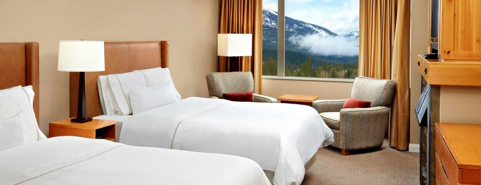 The Westin Resort & Spa, Whistler - Deluxe Studio Suites