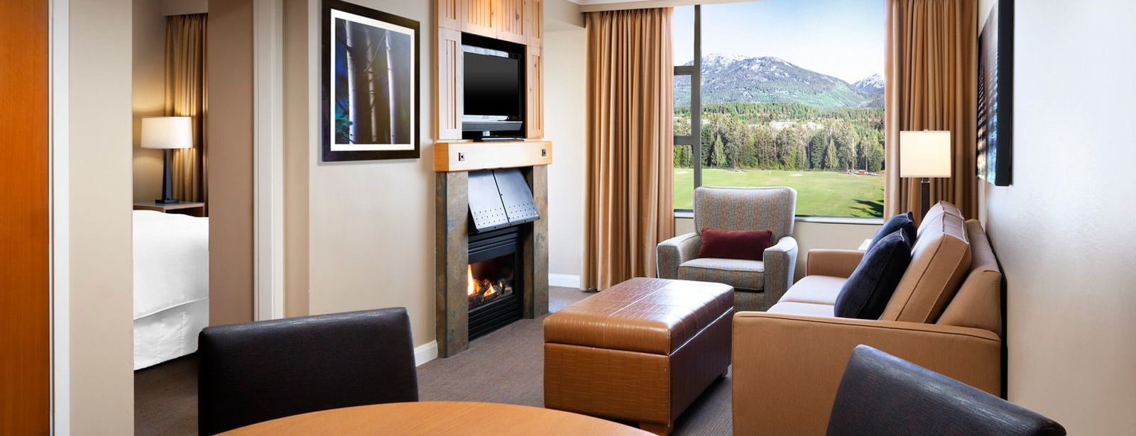 The Westin Resort & Spa, Whistler - One Bedroom Suites