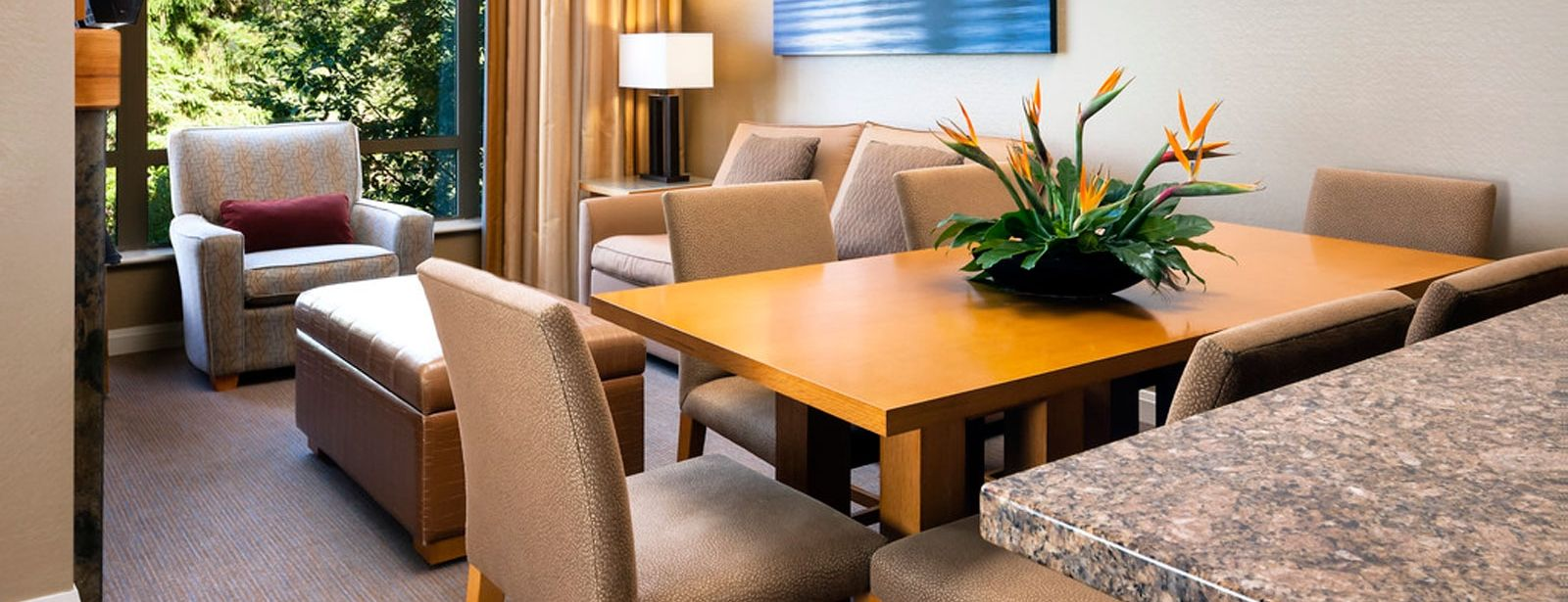 The Westin Resort & Spa, Whistler - Penthouse Mountain Suites