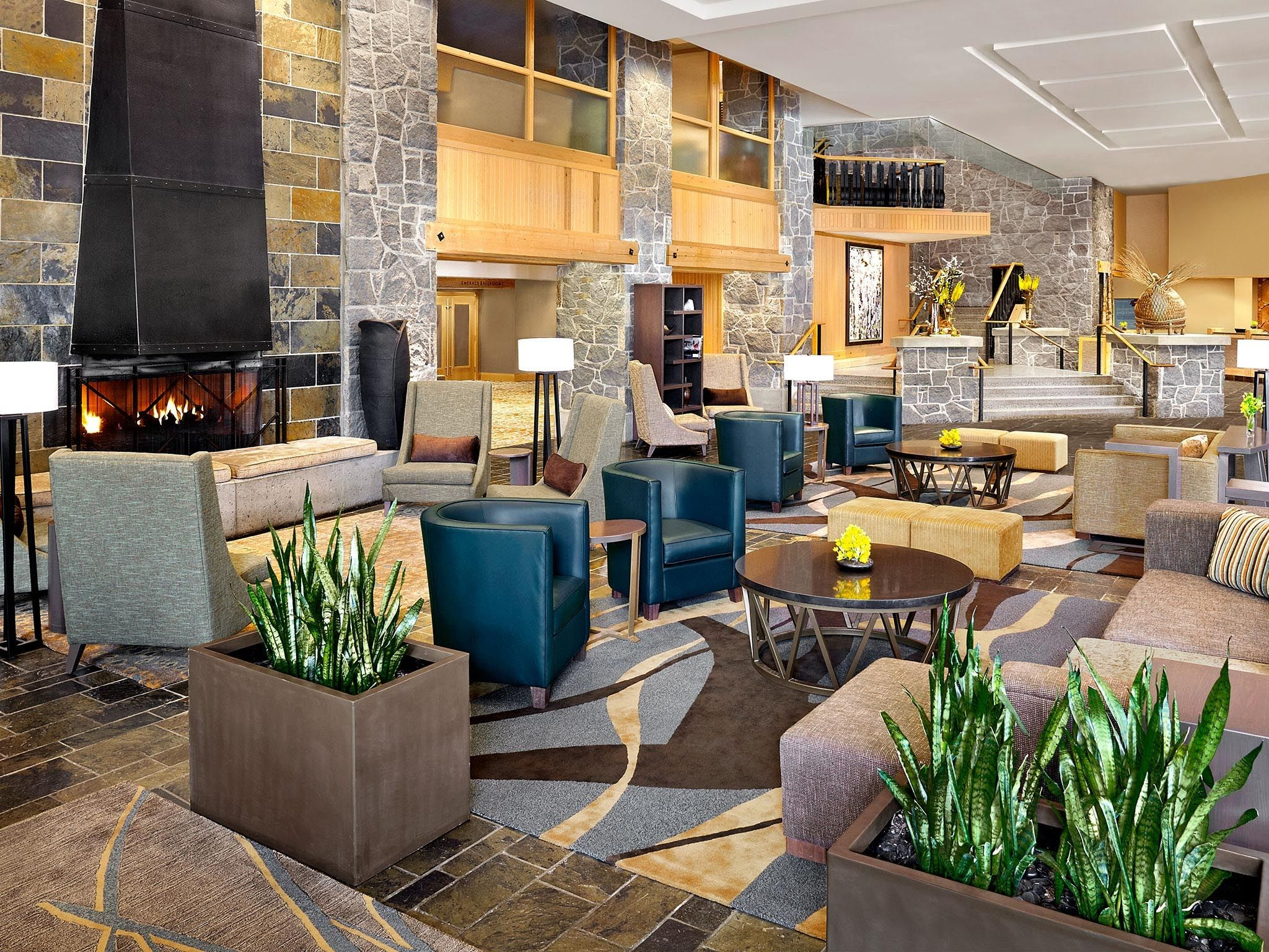 Hotel features and amenities - The Westin Resort & Spa, Whistler