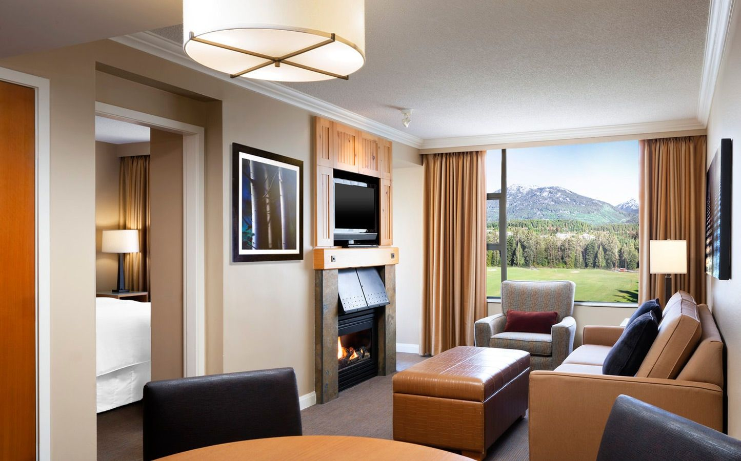 One Bedroom Suites The Westin Resort  Spa Whistler - One bedroom suite
